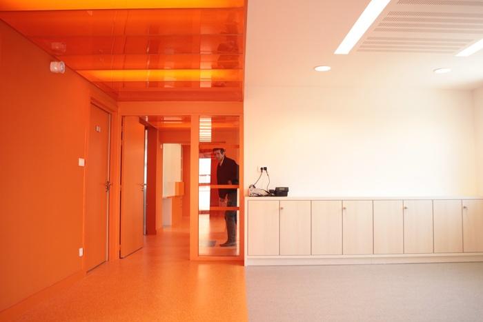Rénovation d'un Centre technique et d'un Centre médico-social