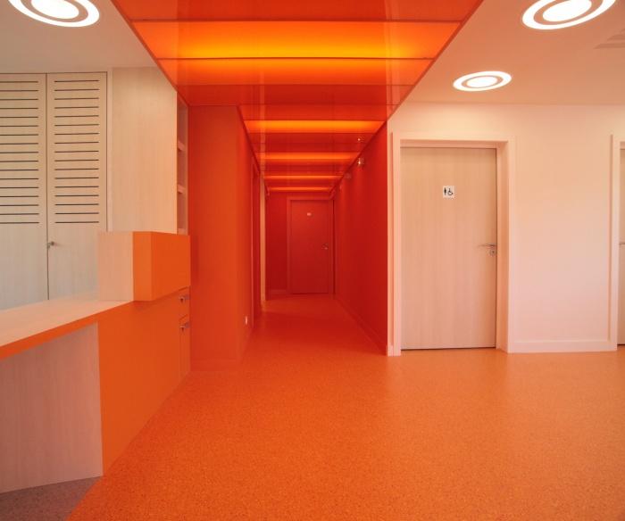 Rénovation d'un Centre technique et d'un Centre médico-social : Centre médico-social
