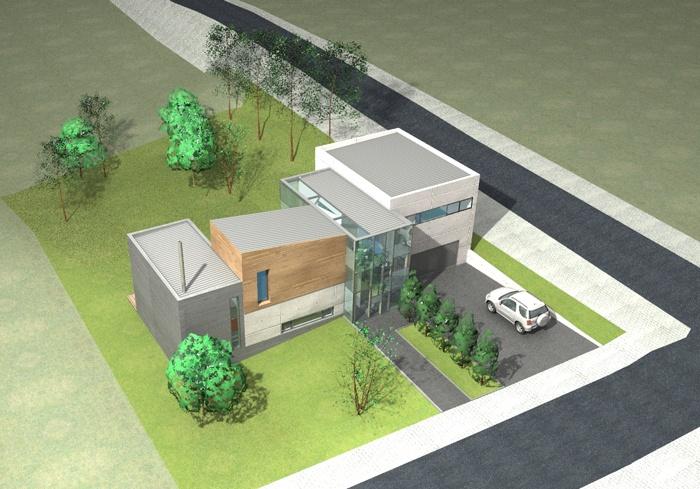 Construction d'une maison individuelle à RICHELING (57)