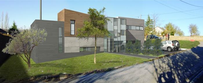 Construction d'une maison individuelle à RICHELING (57) : PERS INTEGRATION 2 copy