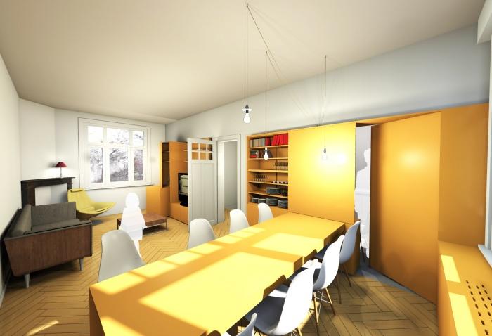 MUR TIROIR, restructuration et aménagement intérieur d'une maison individuelle à Marcq en Baroeul : vue 1 fermé.jpg