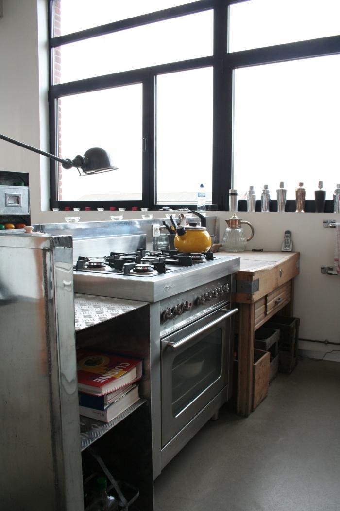 Loft en noir et blanc. : photos loft 006.jpg