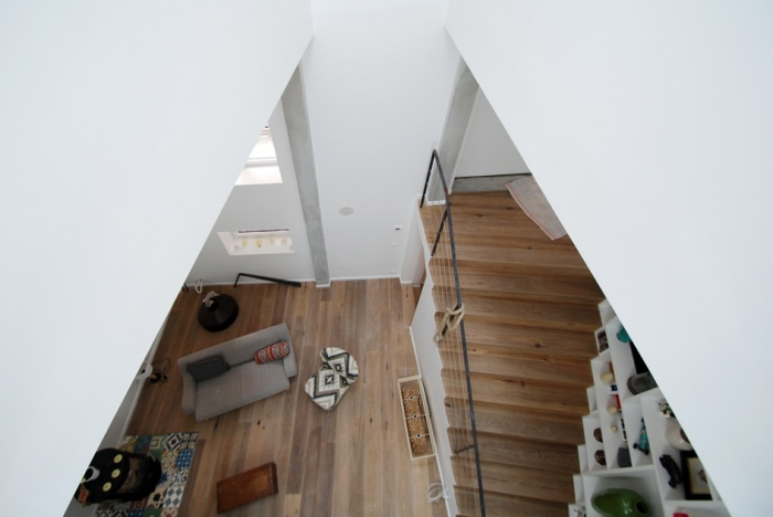 Transformation d'un immeuble en loft- Clichy : 05