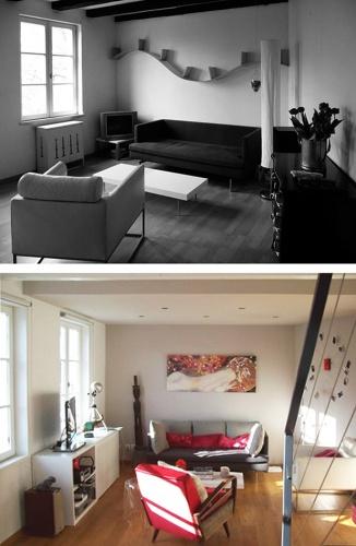 Duplex : FLO_avant-apres_séjour