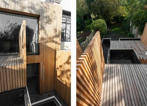 FENÊTRE SUR JARDIN, Réhabilitation et extension d'une maison de ville, aménagement d'une terrasse et des espaces extérieurs à Marcq en Baroeul : DIENTRE_fenetre_sur_jardin_terrasse03-494x356.jpg