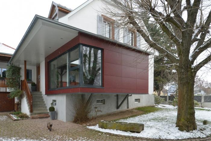 Extension Maison C : EXREMAISONC05