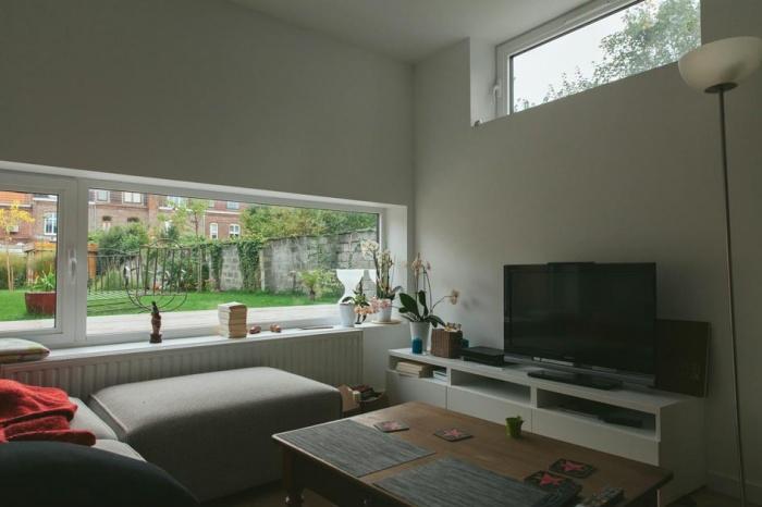 maison individuelle : interieur