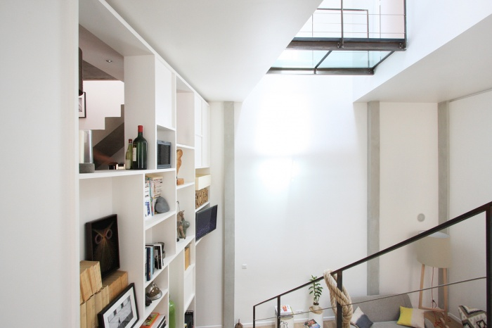 Transformation d'un immeuble en loft- Clichy : IMG_7809.JPG